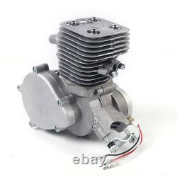 100cc 2-Stroke Bicycle Engine Kit Gas Motorized Motor Bike Modified Full Set Z4C