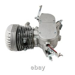 100cc 2-Stroke Bicycle Gasoline Engine Air-Cooled Motor Kit for Bike Motorized
