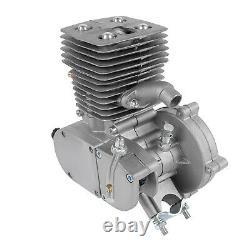 100cc 2 Stroke Bicycle Motorized Engine Kit Petrol Gas Motor Bike Upgrade Set