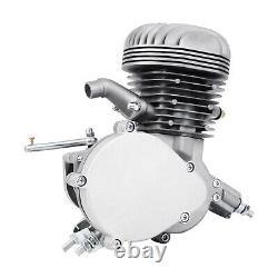 100cc Bicycle Engine Kit 2-Stroke Gas Motorized Motor Bike Modified Set