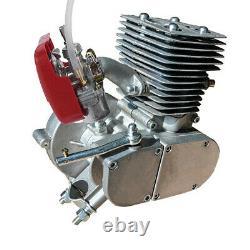 100cc Bicycle Engine Kit 2-Stroke Gas Motorized Motor Bike Modified Set Upgrade