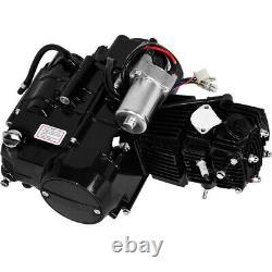 110cc 4-stroke Engine Motor Electric Start For ATVs, GO Karts, Dirt Bike
