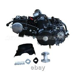 125CC 4 Stroke CDI Motor Engine Dirt Bike ATV Go Karts Coolster Taotao Black