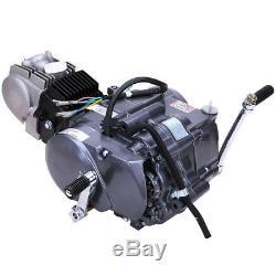 125CC 4 Stroke Manual Clutch Engine Pit Dirt Bike ATV Quad Fit Honda CRF50 XR50R