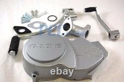 125CC ATV PIT DIRT BIKE MOTOR ENGINE 4 STROKE 4 SPEED CLUTCH U EN17-basic
