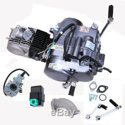 125cc 4 Stroke Engine Motor Motorcycle Dirt Pit Bike for Honda CRF50 XR50 CRF70