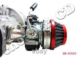 2 Stroke 47cc 49cc 50cc Racing Engine Motor Pocket Dirt Quad ATV Mini Bike