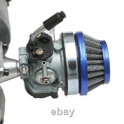 2 Stroke 49/50cc Racing Engine Motor + Air Filter Pocket Rocket Quad/Dirt Bike