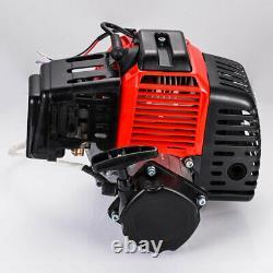 2 Stroke Pull Start Engine Motor for Petrol Scooter Mini Pocket Bike Motor 49cc