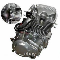 200CC 250cc CG250 ENGINE MOTOR & 5-Speed Transmission CDI DIRT BIKE 4-Stroke USA