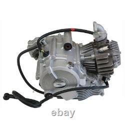 4 Stroke 35cc Engine Motor Kit Electric Start f Mini ATV Quad Go Kart Buggy Bike