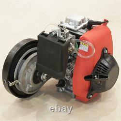 4-Stroke 49CC GAS PETROL MOTORIZED BICYCLE BIKE ENGINE MOTOR KIT Scooter