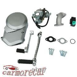4 Stroke Motorcycle Dirt Pit Bike 125cc Engine Motor For Honda XR50 CRF50 CRF70