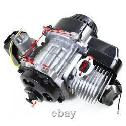47CC 49CC 2 STROKE ENGINE MOTOR POCKET MINI BIKE SCOOTER ATV Throttle Fuel Tank