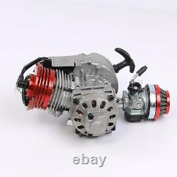 47cc 49CC 2-STROKE HIGH PERFORMANCE ENGINE MOTOR POCKET MINI BIKE SCOOTER ATV