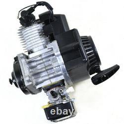 47cc 49cc 50cc 2 Stroke Motor Engine Kit Scooter ATV Pocket Pit Dirt Bike Razor