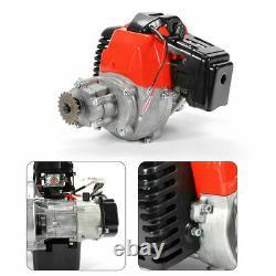49CC 2-STROKE PULL START ENGINE MOTOR Quality FOR POCKET MINI BIKE GAS SCOOTER