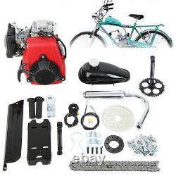 49CC 4 Stroke Engine Motor Kit Gas Petrol Motorized Bike Bicycle DIY Scooter