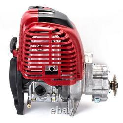 49CC 4-Stroke Engine Motor Pull Start Mini Pocket Bike Scooter ATV Goped Chopper