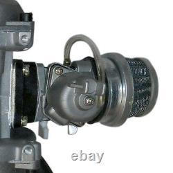 49CC 50CC 2 STROKE ENGINE MOTOR Mini POCKET PIT BIKE SCOOTER ATV QUAD + Parts US