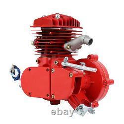 49CC 50CC 80CC 2/4 Stroke Petrol Gas Motor Engine Kit for Motorised Bicycle Bike