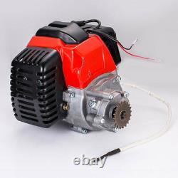 49CC ATV Engine Motor Pull Start Pocket Mini Bike Scooter Goped Buggy 2/4-Stroke
