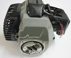 49cc 2 stroke Electric + Pull Start Engine Mini Pocket Scooter Chopper Dirt Bike
