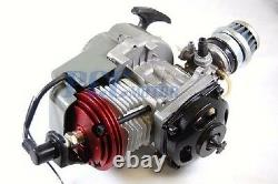 49cc 2-stroke High Performance Engine Motor Pocket Mini Bike Scooter Atv U En08