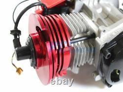 49cc 2-stroke High Performance Stage 3 Engine Motor Pocket Mini Bike Atv V En07