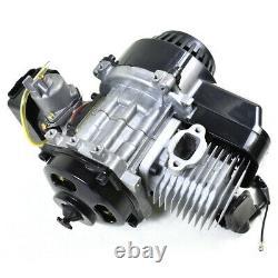 49cc 2 stroke Pull Start Engine Motor Kit Mini Pocket Rocket Quad Dirt Bike ATV