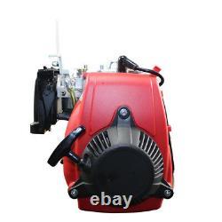 49cc 4-Stroke GAS MOTORIZED Bike BICYCLE MOTOR Engine KIT Chain Drive 43-51 KPH