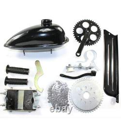 49cc 4 stroke Bike Engine pull start petrol conversion kit for adult bicycles