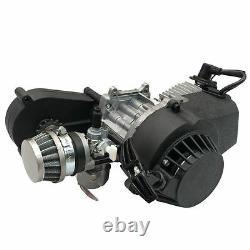 49cc Engine Motor 2 Stroke Quad Bike Pocket Bike Parts MOTORBIKE & Accessories