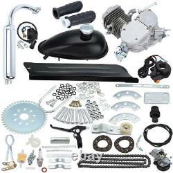 50cc Bike Bicycle Motorized 2 Stroke Petrol Gas Motor Engine Kit Set