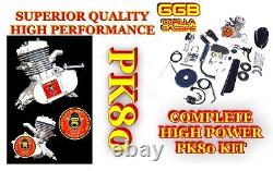 66cc/80cc 2-stroke motorized bike Engine ONLY For Motorized Bike Kit And Bike