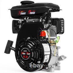 79.5cc OHV Horizontal Shaft Gas Engine Mini Bike 4 Stroke EPA 2.5HP Motor