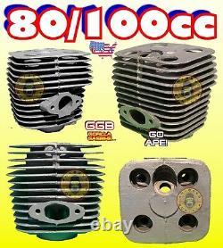 80cc/100cc 2-STROKE MOTORIZED BIKE KIT FOR BICYCLE ENGINE KITS MONSTER POWER