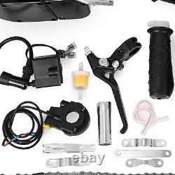 80cc 2 Stroke Petrol Gas Motor Engine Kit for Motorised Bicycle Push Bike