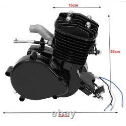 80cc Bike Cycle Motor Kit 2 Stroke Motorized Bike Petrol Gas Bicycle Engine Kit