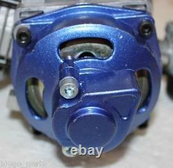 Blue Racing 49cc 2 stroke Engine Motor Mini Pocket Quad Dirt Pit Monkey Bike ATV