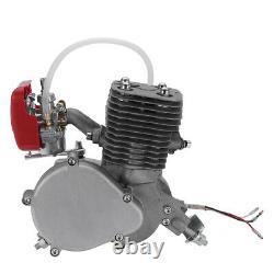 Full 100cc Bicycle Engine Kit 2-Stroke Gas Motorized Motor Bike Modified Set