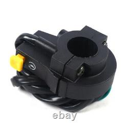 Full 100cc Bike Bicycle Motor Kit Motorized 2 Stroke Petrol Gas Engine Set Black