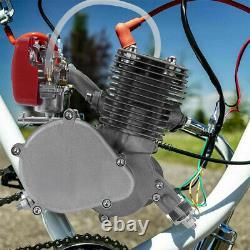 Full Set Bike Motor 2-Stroke 100cc Petrol Gas Motorized Bicycle Engine Kit HOT