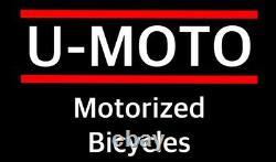 High Performance Diy 2-stroke 66cc/80cc Complete Motorized Bike Engine Only