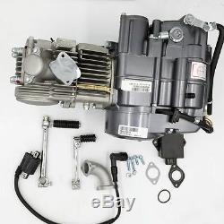 Lifan 150CC Engine Motor for 150cc 160cc 200cc SDG SSR 4 Stroke Pit Dirt Bike US