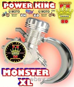 MONSTER 66cc/80cc 2-STROKE MOTORIZED BIKE ENGINE ONLY FOR KITS AND BICYCLES