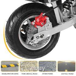 Mini Gas Power Pocket Bike Motorcycle 49CC 4-Stroke Engine Ride on Toys 50 km/h