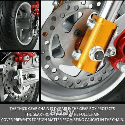 Mini Gas Power Pocket Bike Motorcycle 49cc 4-Stroke Engine For Kids And Teens YE