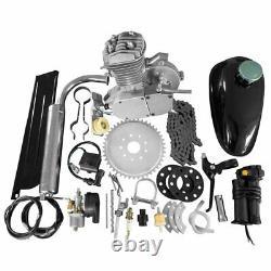 New 2 Stroke 49cc 50cc Bicycle Petrol Gas Motorized Engine Bike Motor Kit