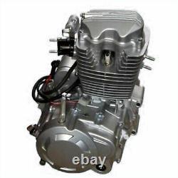 New 200cc 250cc 4 Stroke ATV Dirt Bike Engine CG250 Manual 5-Speed Transmission
